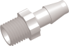 Commercial Grade Barb to Compression Connector -- APCO06437FA25N - Image