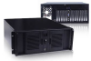 4U 14-Slot Rackmount Chassis, Full-Size/ Half-Size CPU Cards Support -- ARC-645 - Image