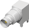Standard RF True 75 Ohm BNC PCB Components -- BNC7T-TH Series - Image