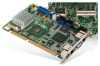 ISA Half-Size SBC With Intel Celeron M 600 MHz BGA Type Processor -- HSB-910I