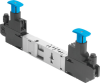 Regulator plate -- VABF-S4-2-R5C2-C-10 -Image