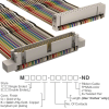 Rectangular Cable Assemblies -- M3BYK-4060K-ND -Image
