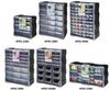 Plastic Drawer Cabinets -- HPDC-39BK -Image