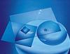 """Aspheric Fresnel Lens 10.4"""" Diameter, 9.0"""" FL -- NT46-390"""