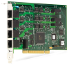 PCI-8432/4, 4 Port, RS232, 2000V Isolated, Serial Interface -- 779145-01