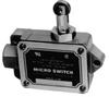 Enclosed Switches Series BAF/DTF: Top Roller Plunger; 1NC 1NO SPDT Snap Action; Actuator Position - Left -- BAF1-2RQ9-LH