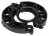 Flange Fitting -- 743-8IN-E-BLK