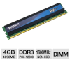 Patriot PG34G1600EL Gamer 2 Desktop Memory Module - 4GB, PC3 -- PG34G1600EL