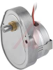 Gearmotor; Synchronous; 48mm Dia; 24mm Length; 12 Poles; Cable Connection -- 70162437