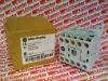 CONTACTOR, IEC, MINI, 5A, 24V DC WITH DIODE, 1 N.O. AUX. -- 100M05NZD243S