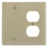 Standard Wall Plate -- NP138I - Image