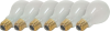 6 Pack 100W Rough Service Bulbs -- 8008461 -- View Larger Image