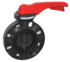 Butterfly Valve,2 In,Gear  Handle -- 26X021 - Image