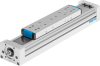Ball screw linear actuator -- ELGA-BS-KF-80-500-0H-10P-ML -Image