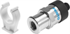 SPTW-P16R-G14-A-M12 Pressure transmitter -- 8000105