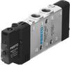 Air solenoid valve -- CPE14-M1BH-5L-1/8 -Image