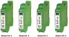 Detcon Addressable 4-20 mA Input Module -- DA-4 - Image