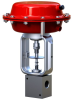 40,000 PSI Type HP-40 Ultra High Pressure Control Valve -Image