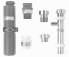 Flow Fittings And NPT Adapters -- FF40/FS40 - Image