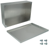 Boxes -- 7103 PLAIN ALUMINUM-ND