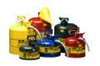 Justrite Type I and Type II Safety Cans -- 10001