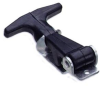 One-Piece Flexible Handle Latches -- 37-10-071-10 - Image