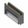 Rectangular Connectors - Headers, Male Pins -- TFM-120-32-S-D-A-K-ND -Image