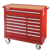 Ranger RTB-13DC 13 Drawer Superwide Tool Cabinet on Casters -- RANRTB13DC