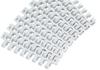 "Radius Flush Grid 1"" Modular Belt -- HabasitLINK® M2540 -- View Larger Image"