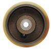 Caster Wheel,Ld Rating 3000 lb.,Dia. 6
