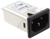 Power Entry Connectors - Inlets, Outlets, Modules -- 1144-1258-ND -- View Larger Image