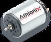 24DCT Athlonix - Precious Metal Brush DC Motor -- 24DCT 32P2 216P 14 -Image