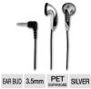 Sony MDR-E828LP/SLV Retractable Earbuds -- MDRE828LP/SLV