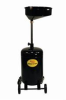 JohnDow JDI-16DC-E 16-Gallon Portable Oil Drain -- JOHJDI16DCE