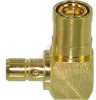 connector,rf coaxial,smb in-series adapter,right-angle,plug-to-jack,50 ohm -- 70032138
