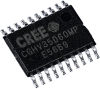 60-W, 2700 to 3800-MHz, 50-V, GaN HEMT for S-Band Radar and LTE Base Stations -- CGHV35060MP -- View Larger Image