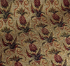 Pineapples Chenille Fabric -- R4458