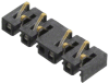Rectangular Connectors - Spring Loaded -- WM11202TR-ND -Image
