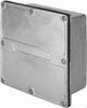 WYF Type Flat Flange Box -- WYF-040403 - Image