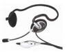 Logitech 980462-0403 3.5mm Supra-aural Internet Chat Headset -- 980462-0403 - Image