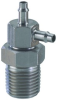 "1/8"" NPT to 3/32"" ID Hose Swivel -- SP3-3 -Image"