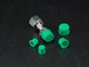 Threaded Plastic Caps for Metric Fittings - CD-M SERIES -- CD-M-20X1.5