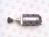 PARKER 520411000 ( MANUAL AIR CONTROL VALVE,, W/4-WAY, 2-POSITION AIR VALVE TYPE,1/4IN ) -Image