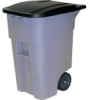 Brute Rubbermaid 9W2700GY 50 gal Rollout Containers -- 9W2700GYRM
