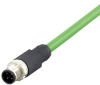 Connecting cable with plug -- E12510 - Image