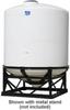 Ace / DenHartog 2495 Gallon 30 Degree Cone Bottom Tank -- A-CB2495-90