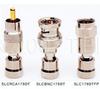 Connectronics 2 Piece Compression BNC Male For Belden 179DT RG179 -- SLCBNC179DT