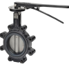 Butterfly Valve -- F6100-150SHP+HND06 -- View Larger Image