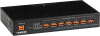 Industrial USB 2.0 Hub with Isolation, 7-Port -- ICI208A -- View Larger Image