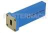 0.5 Watts Low Power Precision WR-34 Waveguide Load 22 GHz to 33 GHz, Aluminum -- PE6810 - Image